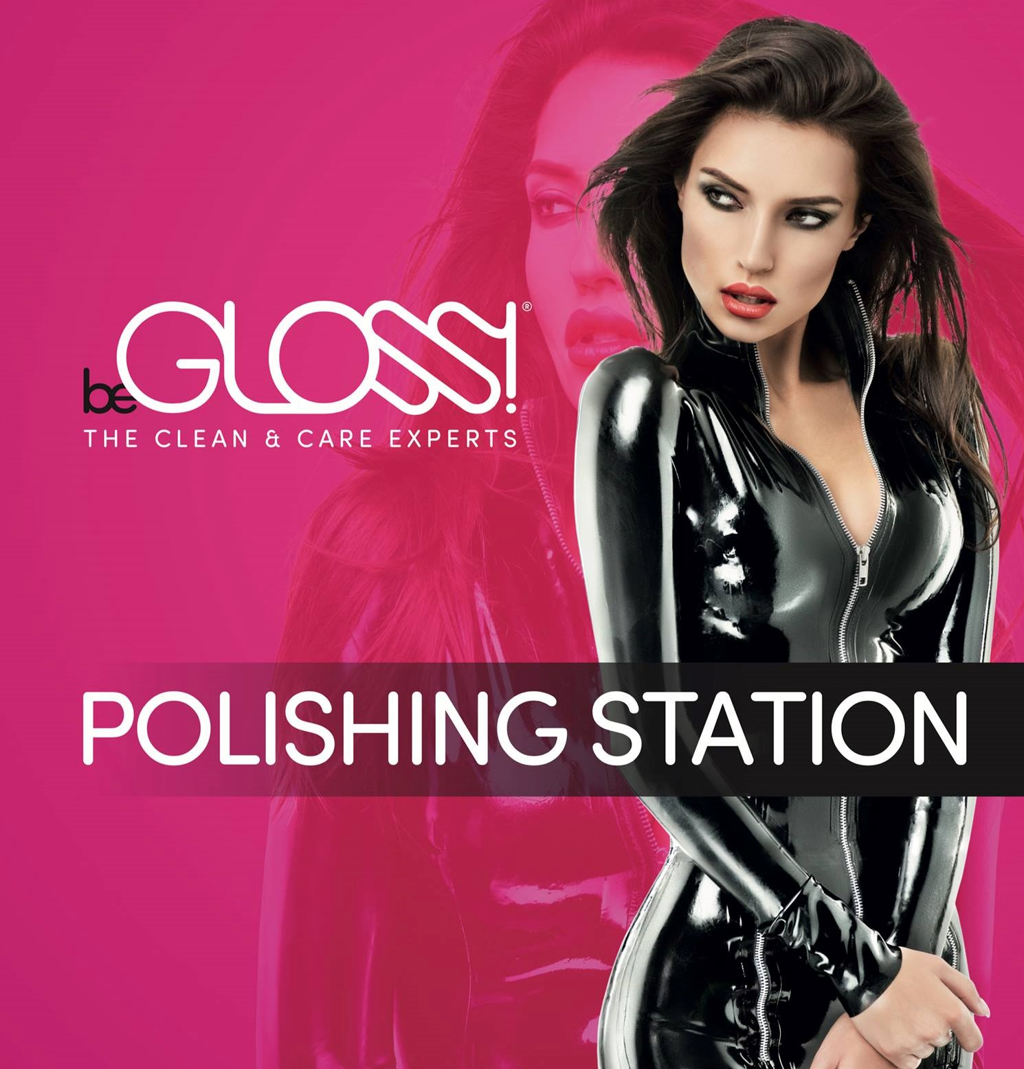 be gloss booth
